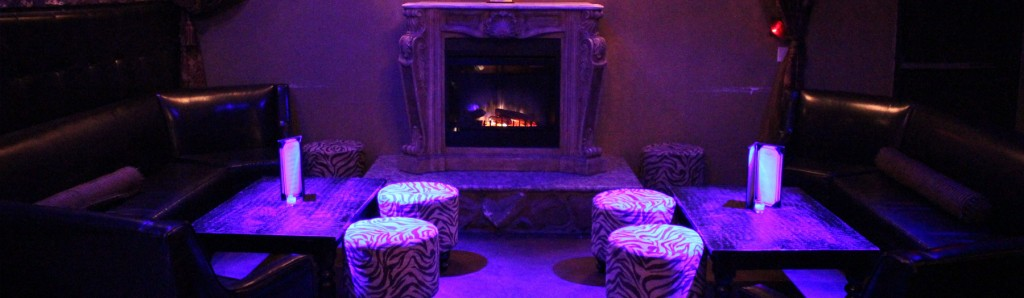 private vip booths in nightclub