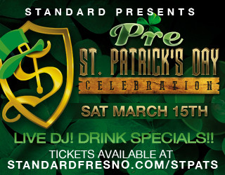 Standard-St-Pats Party