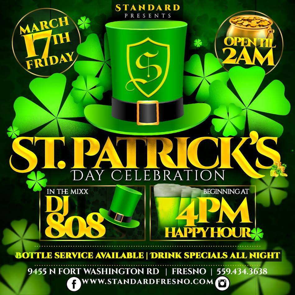 fresno st patricks party